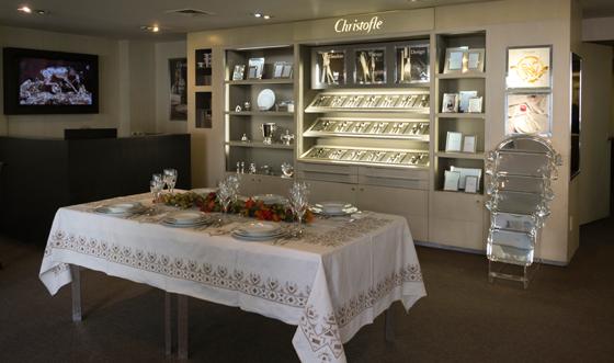 Christofle, tienda en polanco