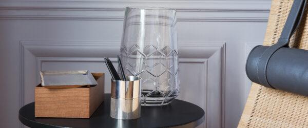 Cuidado y limpieza del cristalería Christofle