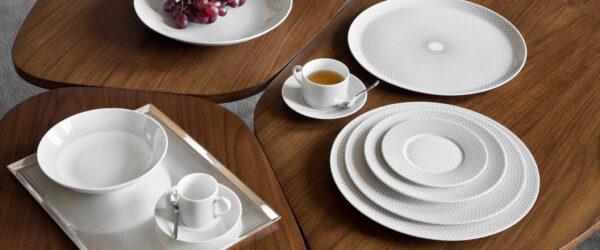 Cuidado y limpieza de la porcelana Christofle